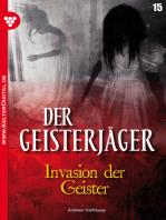 Der Geisterjäger 15 – Gruselroman