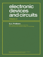 Electronic Devices and Circuits: In Three Volumes