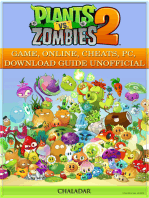 Plants Vs Zombies 2 Game, Online, Cheats, Pc, Download Guide Unofficial: Get Tons of Coins & Beat Levels!
