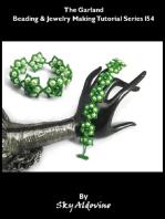 """The Garland"" Beading & Jewelry Making Tutorial Series I54"