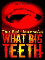 What Big Teeth - The Red Journals