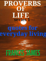 Proverbs of Life