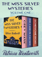 The Miss Silver Mysteries Volume One