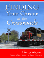 Finding Your Career at the Crossroads