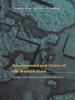 Development and Crisis of the Welfare State