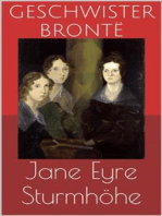 Jane Eyre / Sturmhöhe (Wuthering Heights)