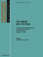 The Hadron Mass Spectrum