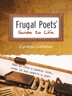 Frugal Poets' Guide to Life