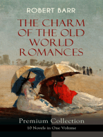 THE CHARM OF THE OLD WORLD ROMANCES – Premium Collection