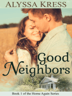 Good Neighbors (Book 1 of the Home Again Series)