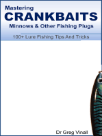 Mastering Crankbaits, Minnows And Other Fishing Plugs