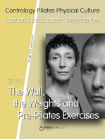 The Wall, the Weights and Pre-Pilates Exercises