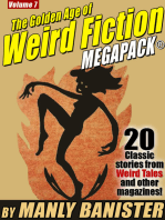 The 7th Golden Age of Weird Fiction MEGAPACK®