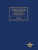 Safety of Computer Control Systems 1985 (Safecomp '85)