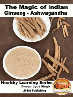 The Magic of Indian Ginseng