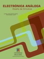 Electrónica análoga: Diseño de circuitos