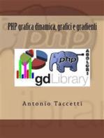 PHP grafica dinamica, grafici e gradienti
