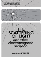 The Scattering of Light and Other Electromagnetic Radiation