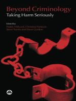 Beyond Criminology
