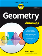 Geometry For Dummies
