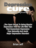 Depression Cure for Manic Depression