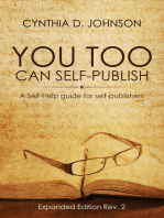 You Too Can Self-Publish!