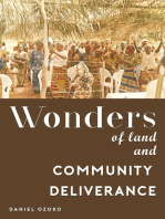 Wonders of Land and Community Deliverance
