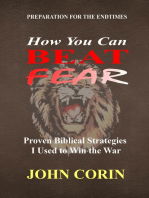 How You Can Beat Fear