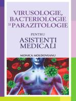 Virusologie, bacteriologie și parazitologie pentru asistenți medicali