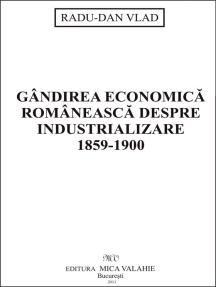 Gândirea economică românească despre industrializare