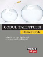 Codul talentului