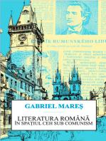 Literatura română în spațiul ceh sub regim comunist