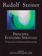 Principiul economiei spirituale în legătura cu problema reîncarnării