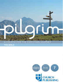 Pilgrim: A Course for the Christian Journey - The Bible