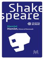 Hamlet (Prince of Denmark) (Ediție bilingvă)