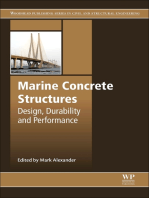Marine Concrete Structures: Design, Durability and Performance