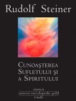 Cunoașterea sufletului și a spiritului