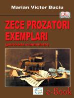 Zece prozatori exemplari (perioada comunistă)