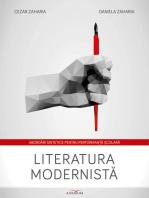 Literatura modernistă. Abordări sintetice pentru performanță școlară