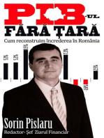 PIB-ul fără țară. Cum reconstruim încrederea în România