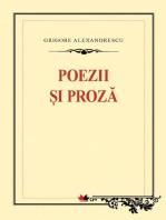 Poezii și proză