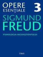 Opere esențiale, vol. 3 – Psihologia inconștientului