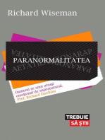 Paranormalitatea. De ce vedem lucruri inexistente