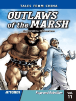 Outlaws of the Marsh Volume 11