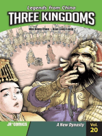 Three Kingdoms Volume 20