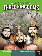 Three Kingdoms Volume 15