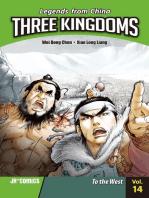 Three Kingdoms Volume 14