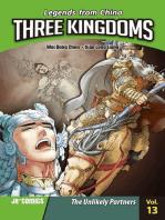 Three Kingdoms Volume 13