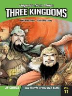 Three Kingdoms Volume 11
