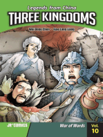 Three Kingdoms Volume 10